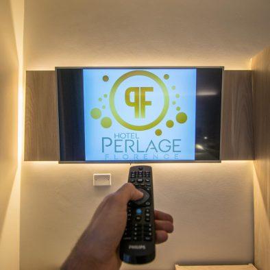 Tv camera Hotel Perlage Florence