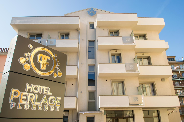 Esterno Hotel Perlage